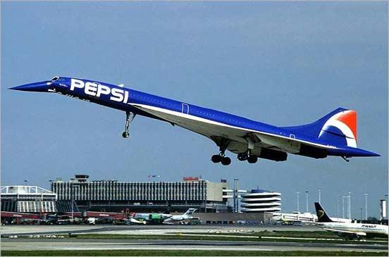 реклама на самолетах