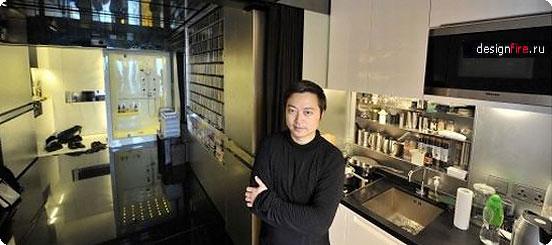 Gary Chang - архитектор из Гонкогда