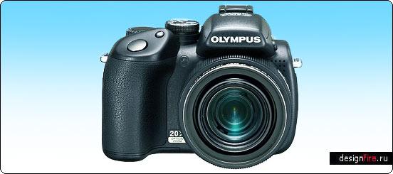мой фотик (фотоаппарат Олимпус 570 UZ)