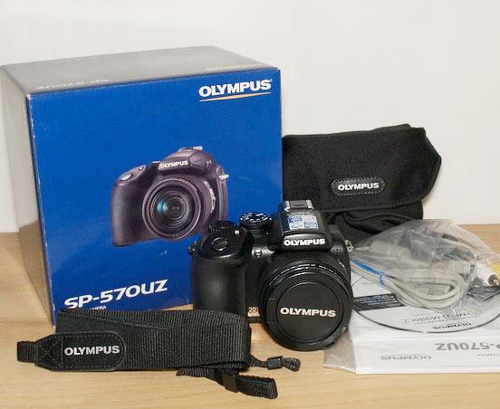 фотоаппарат цифровой 570 UZ