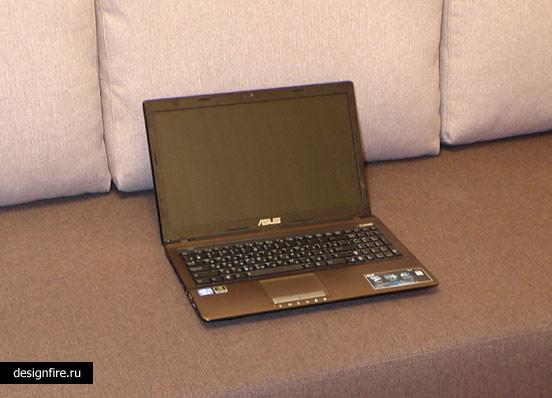 ноутбук Asus K53 sv фото