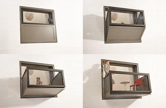 дизайн балкона фото, Bloomframe, балкон трансформер, окно-балкон