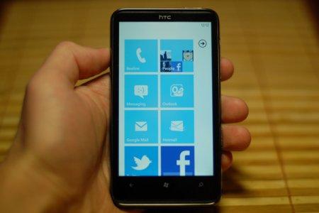Голосовой поиск Bing для Windows Phone
