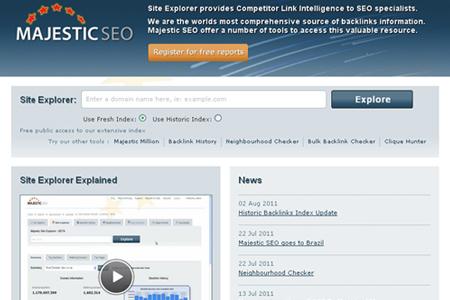 Новый продукт от Majestic SEO для Firefox
