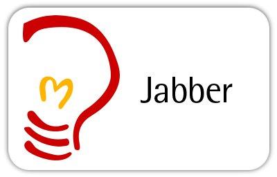 Jabber - для всех тех, кто любит общаться