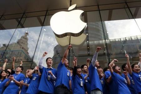 Bing и Apple - успешный тандем