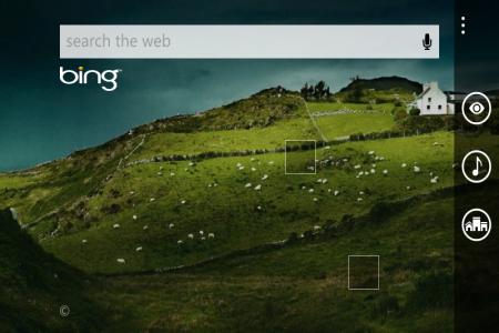 Новое поисковое приложение от Bing