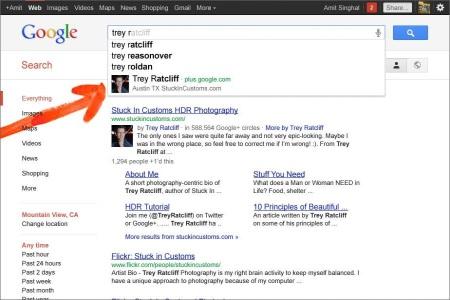 Обновления поисковой выдачи Google