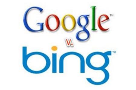 Эксперименты Google и Bing с языком