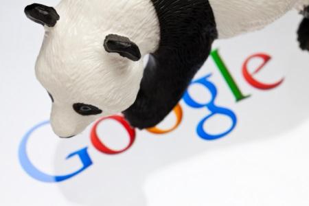 """Google оформил патент на """"Панду"""""""