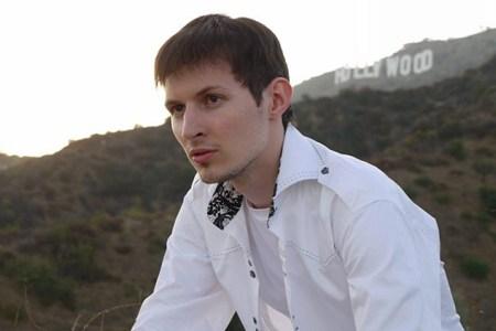 Павел Дуров покидает пост генерального директора?