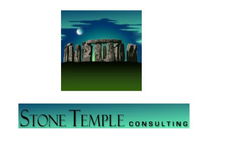 Исследования Stone Temple Consulting