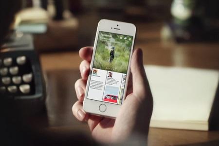 Новый поисковик для мобильных от Фейсбук