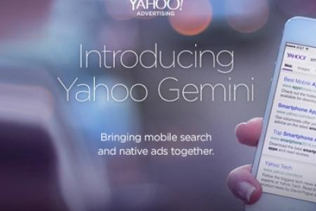 Рост мобильного поиска Yahoo Gemini