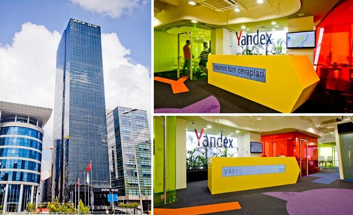 офис Яндекса в Турции фото
