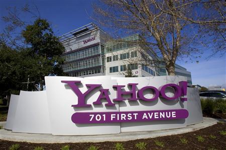 Доля Yahoo вновь сокращается